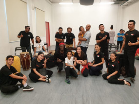 By Sankofa Singapore (with friends from Nadi Singapura and Sri Warisan)