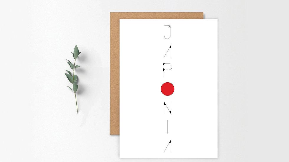 PLAKATY - JAPONIA