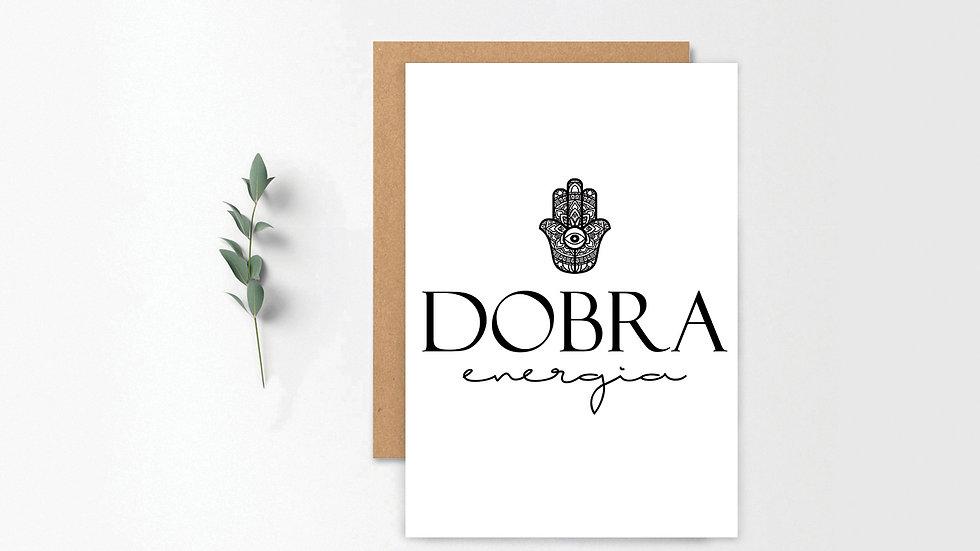 PLAKATY - DOBRA ENERGIA