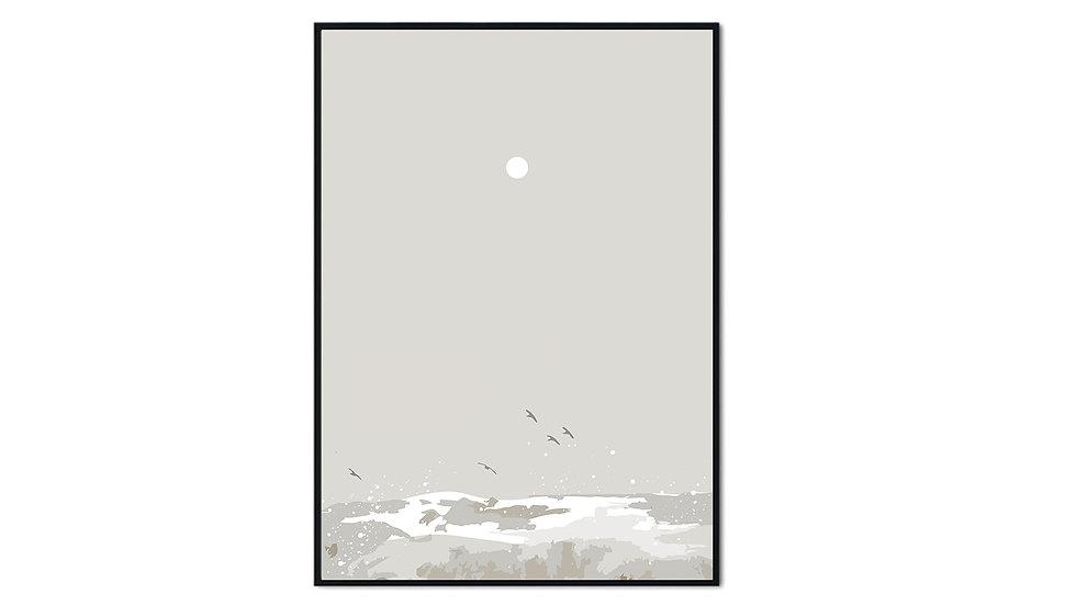 PLAKATY NA ŚCIANĘ - SPOKÓJ