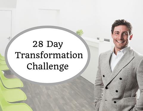 28 Day Transformation Challenge Deposit