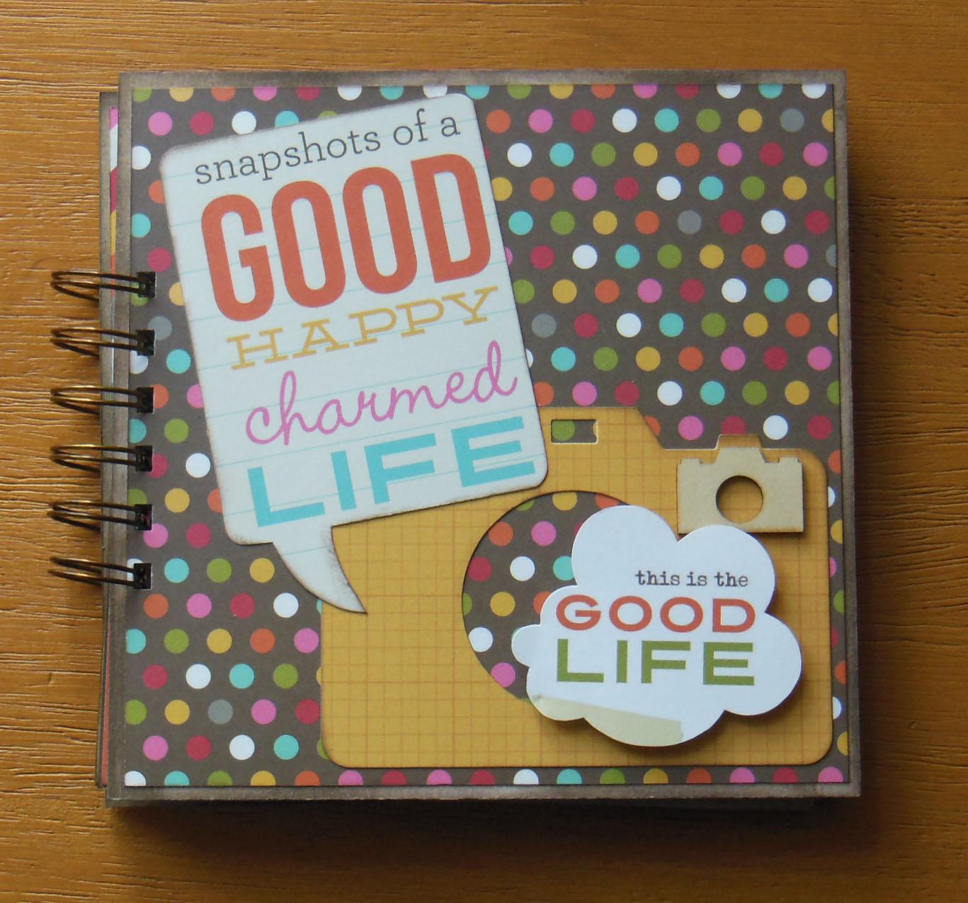 minibook-GOOD LIFE