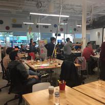 Google garage lab training - SFO 2016