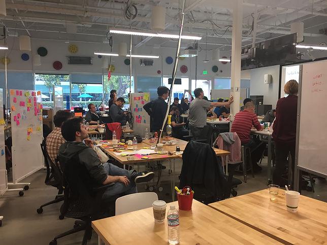 Google garage lab training 2016