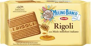 Biscotti Rigoli mulino bianco 400gr