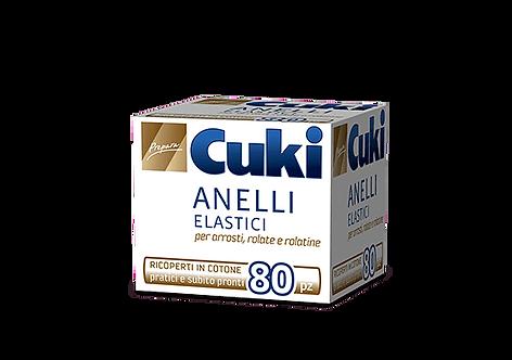 CUKI  Anelli Elastici Spago Da Cucina 80 pezzi