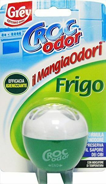 Grey Croc Odor, Mangiaodori Frigo 33g Mangia Odori