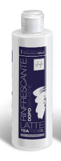 LATTE RINFRESCANTE POST DEPILAZIONE con TEA TREE OIL 250 ML