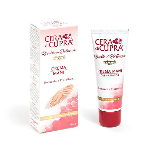 CUPRA crema MANI nutrizione&protezione ML75
