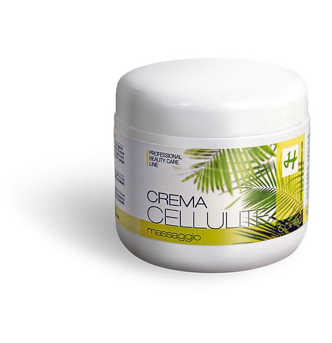 CREMA CELLULITE MASSAGGIO CORPO