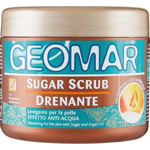 GEOMAR Sugar Scrub Drenante 600 g