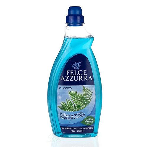 FELCE AZZURRA .DETERSIVO PAVIMENTI CLASSICO 1 lt Detergente Lavapavimenti