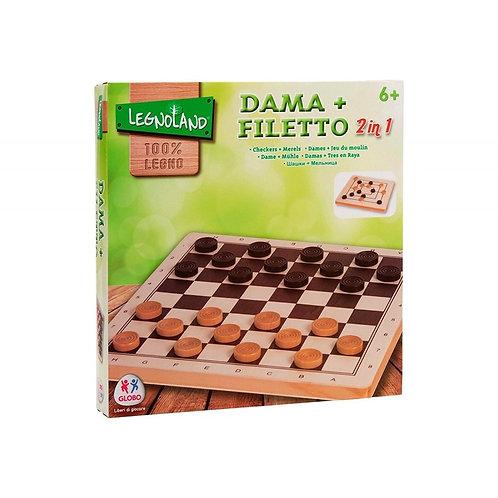 DAMA + FILETTO 2in1