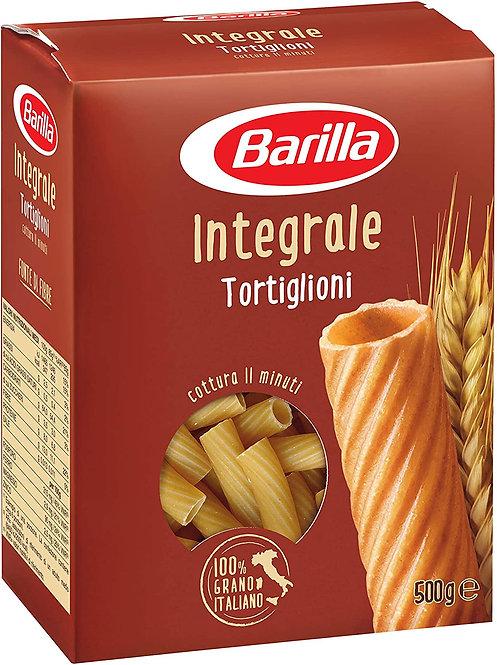 Barilla Tortiglioni Integrali  Pasta Di Semola Integrale Di Grano Duro 500