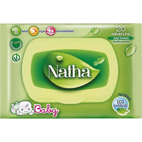 NATHA BABY SALVIETTE 20 PZ