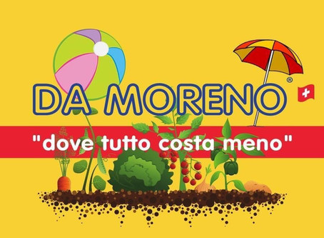 Negozi Da Moreno Riaprono