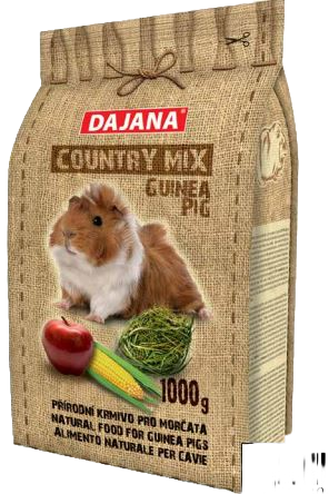 Country mix kg 1 cibo cavie