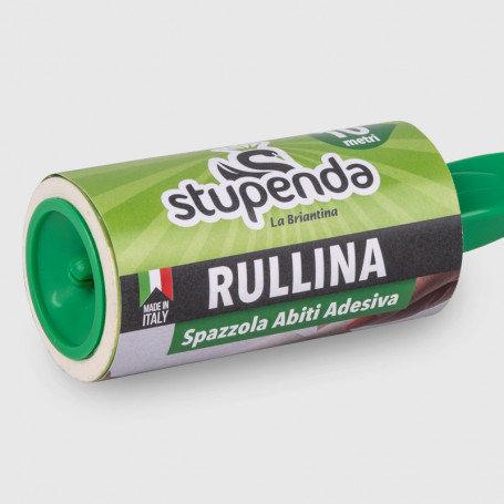 SPAZZOLA ABITI RULLO MT.10 RULLINA