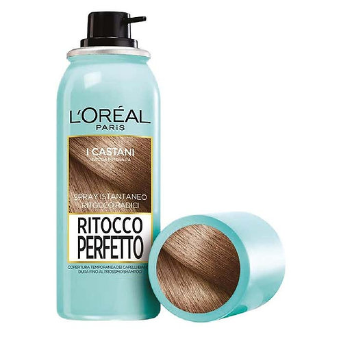L'OREAL Spray Capelli Ritocco Radici I CASTANI