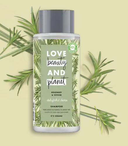 Love Beauty & Planet Shampoo Capelli da Normali a Grassi 400ml