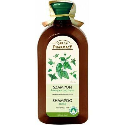 GREEN PHARMACY SHAMPOO ORTICA 350 ML