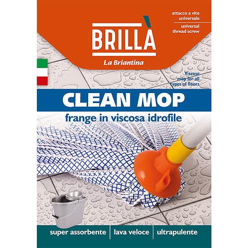RICAMBIO CLEAN MOP 80 FRANGE VISCOSA