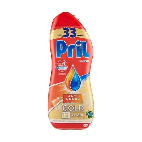 PRIL GOLD GEL lavastoviglie aceto LV33