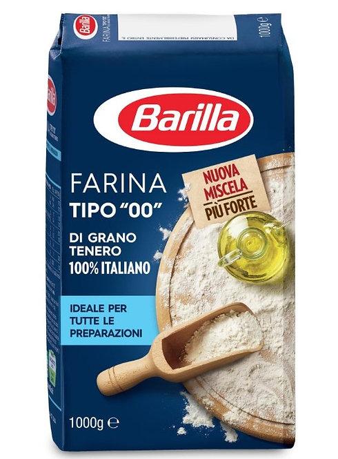 farina Barilla tipo 00 di grano tenero 1kg