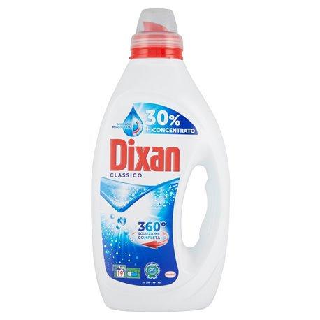 DIXAN detersivo lavatrice classico LV19