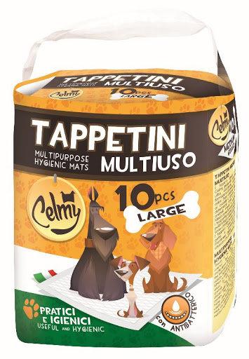 tappetini igienici animali LARGE 60x90 10pz