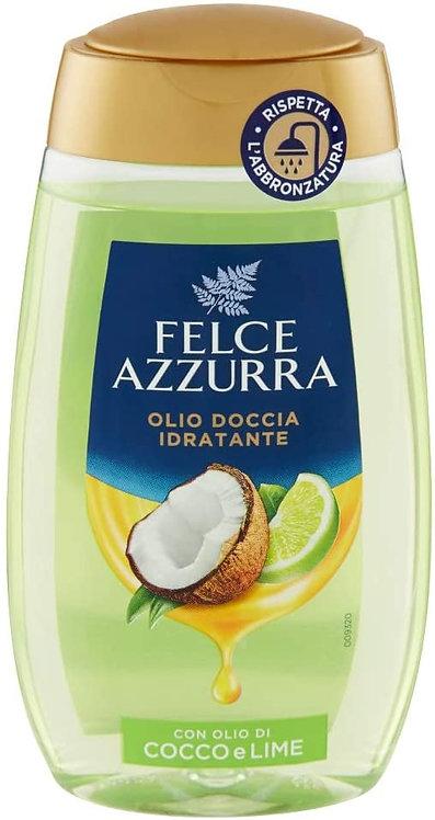 FELCE AZZURRA Olio doccia  COCCO E LIME ML250