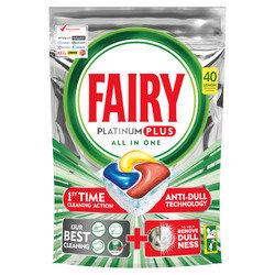 FAIRY PLATINUM plus CAPS lavastoviglie P27