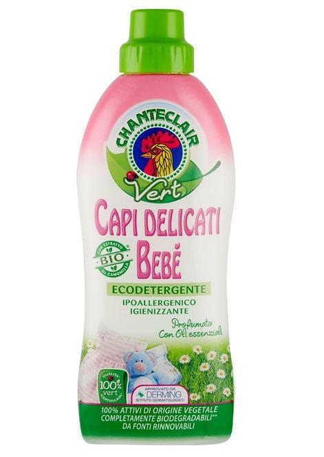 CHANTECLAIR vert detergente BEBE' M750 Linea BABY