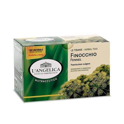 L'ANGELICA TISANA FINOCCHIO 20 filtri