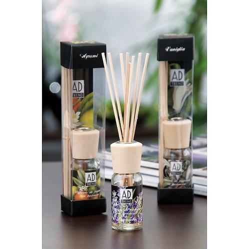 DIFFUSORE fragranze con bastoncino assortito 30ML