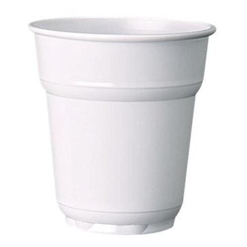100 Bicchieri da Caffè plastica 100cc