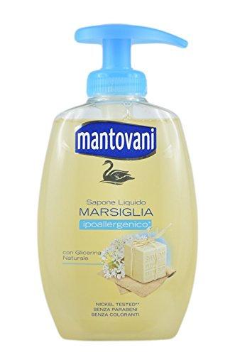 MANTOVANI SAPONE MANI MARSIGLIA 300 ML