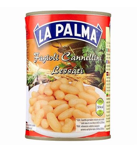 400 gr LA PALMA Fagioli Cannellini