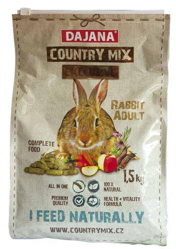 Rabbit Adult pellet 1,5 kg