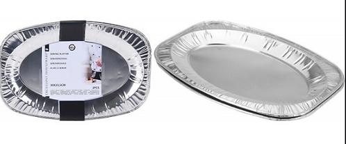 VASSOI alluminio SET da 2 pz.