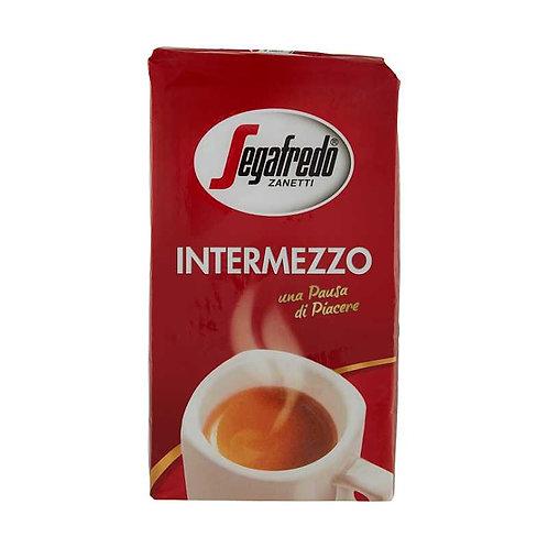 caffè macinato Segafredo Intermezzo 250gr