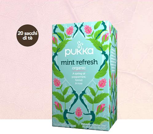 PUKKA tea MINT REFRESH