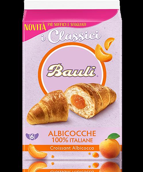 Brioches croissant ALBICOCCA bauli 6pz (240gr)