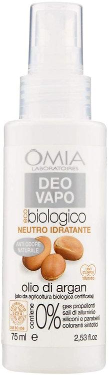 OMIA ECOBIO deodorante ARGAN vapo ML75