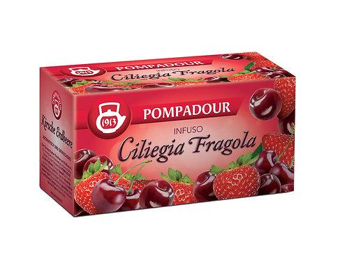 POMPADOUR infuso ciliegia/fragole PZ20