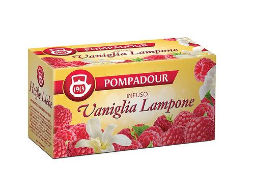 POMPADOUR infuso vaniglia/lamponi PZ20