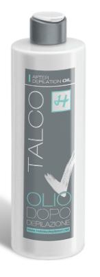 OLIO POST DEPILAZIONE - TALCO 500 ML