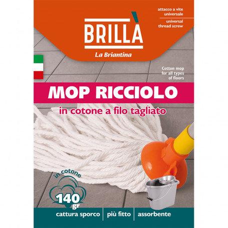 RICAMBIO MOP GR.140 RICCIOLO FILO TAGLIA
