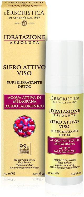 L'ERBORISTICA SIERO ATTIVO VISO DETOX 30 ML