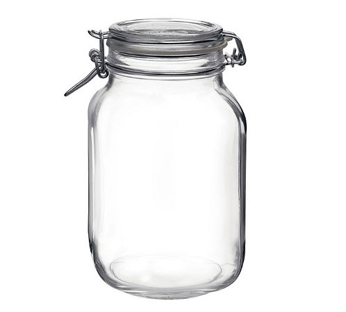 FIDO  Vaso ermetico vetro 200 cl